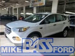 2017 Ford Escape S SUV 1FMCU0F72HUE02351 for sale near Elyria, OH at Mike Bass Ford