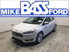 2016 Ford Focus Titanium Hatchback for sale near Elyria, OH at Mike Bass Ford
