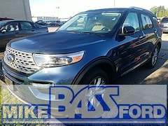 2020 Ford Explorer Limited SUV 1FMSK8FH4LGC03060 for sale near Elyria, OH at Mike Bass Ford