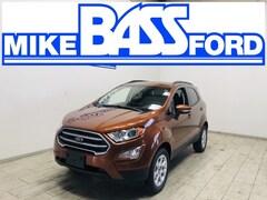 2020 Ford EcoSport SE SUV MAJ6S3GL8LC375925