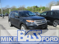 2015 Ford Explorer Base SUV 1FM5K7B83FGA07547 for sale near Elyria, OH at Mike Bass Ford