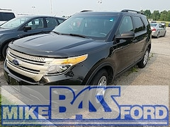2013 Ford Explorer Base SUV 1FM5K7B89DGB61080 for sale near Elyria, OH at Mike Bass Ford