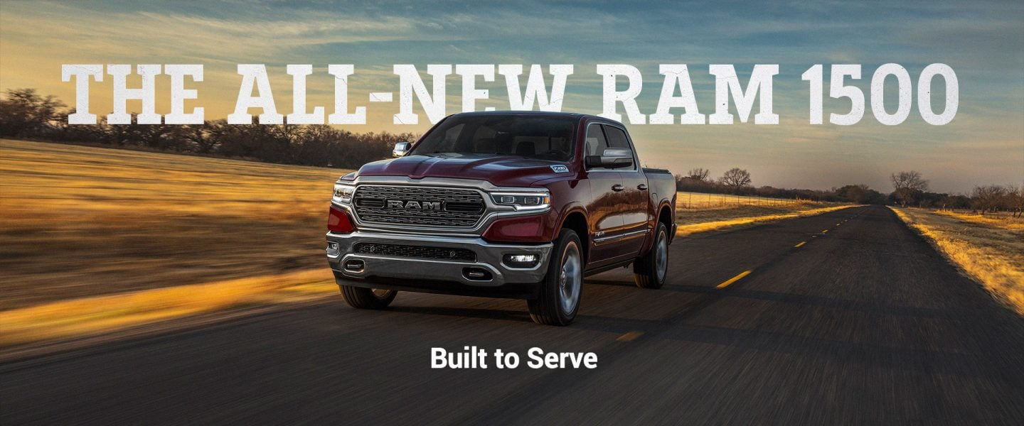 The All New 2019 Ram 1500 Mike Brown Chrysler Dodge Jeep