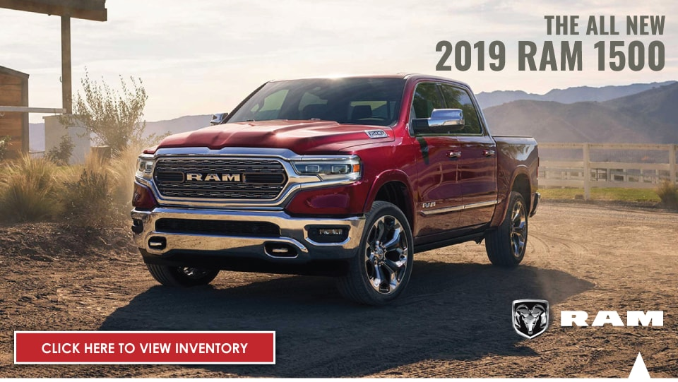 All New 2019 Ram 1500 Mike Brown Chrysler Dodge Jeep