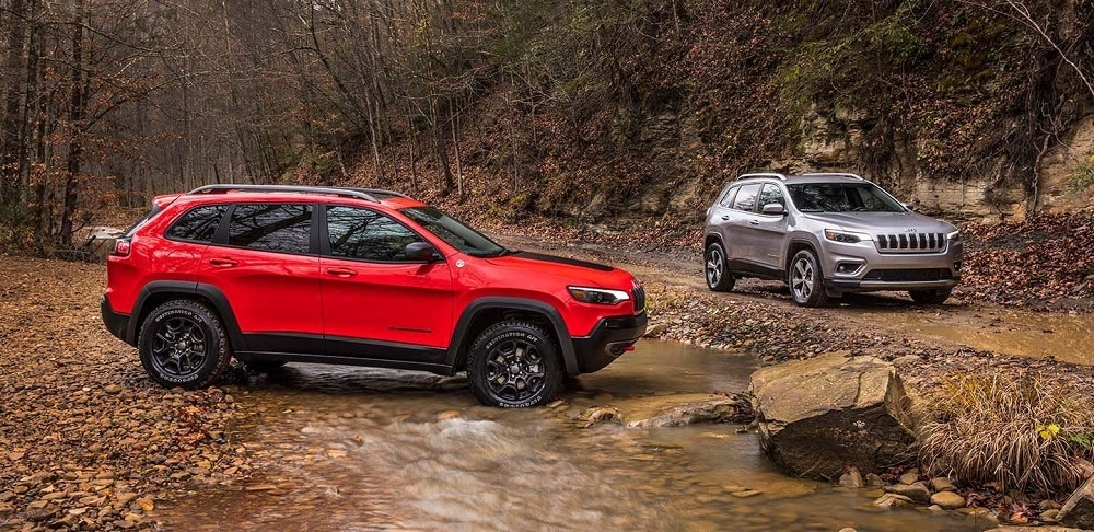High Quality The All New 2019 Jeep Cherokee In Fort Worth ...