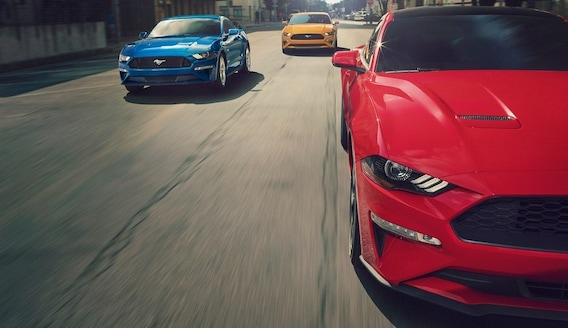 2020 Ford Mustang Dealer Stephenville Granbury Fort Worth Tx