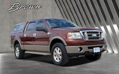 2006 Ford F-150 King Ranch Pickup Truck