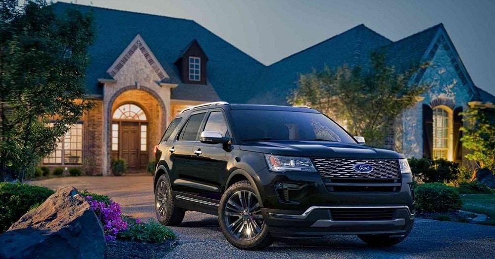 Ford Explorer Dealer Stephenville Granbury Fort Worth TX - Granbury car show