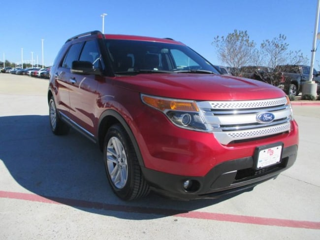 2012 Ford Explorer XLT SUV