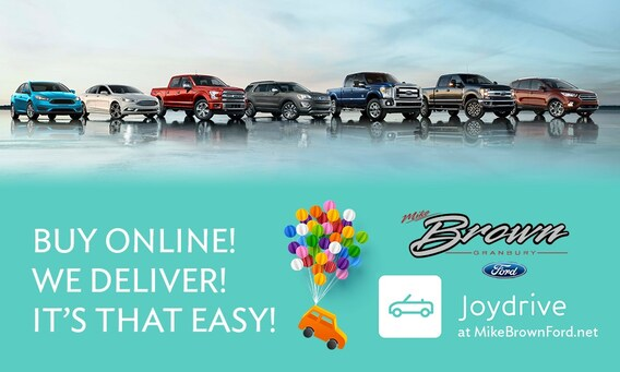 Buy Ford Online