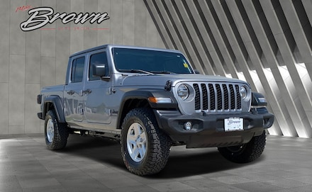 2020 Jeep Gladiator Sport Pickup Truck