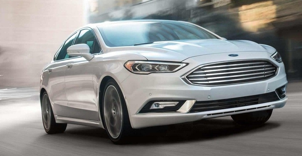 2018 Ford Fusion Dealer Stephenville Granbury Fort Worth TX
