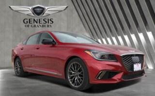 2020 Genesis G80 3.3T SPORT Sedan
