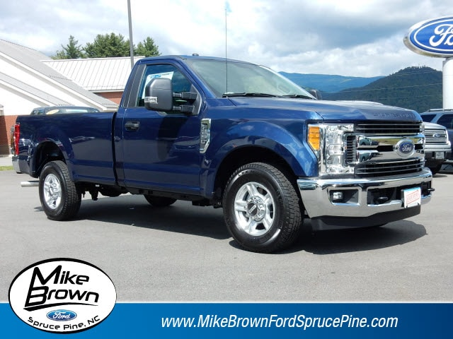 2017 Ford Super Duty F-250 SRW XLT Regular Cab Pickup