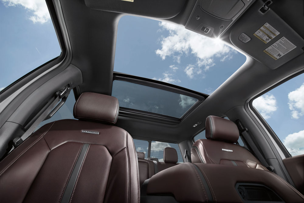 2016 Ford F 150 Platinum Interior Colors   Best Accessories Home 2017. Ford  ...