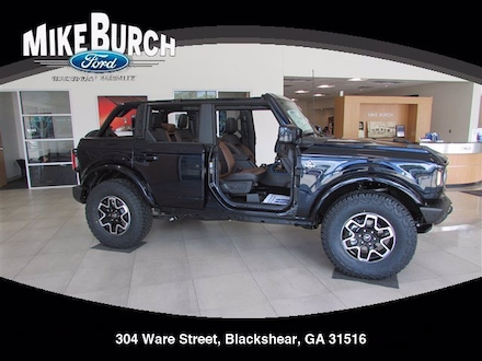 2021 Ford Bronco Outer Banks Outer Banks  Advanced 4x4