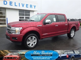 2018 Ford F-150 Platinum Platinum 4WD SuperCrew 5.5 Box