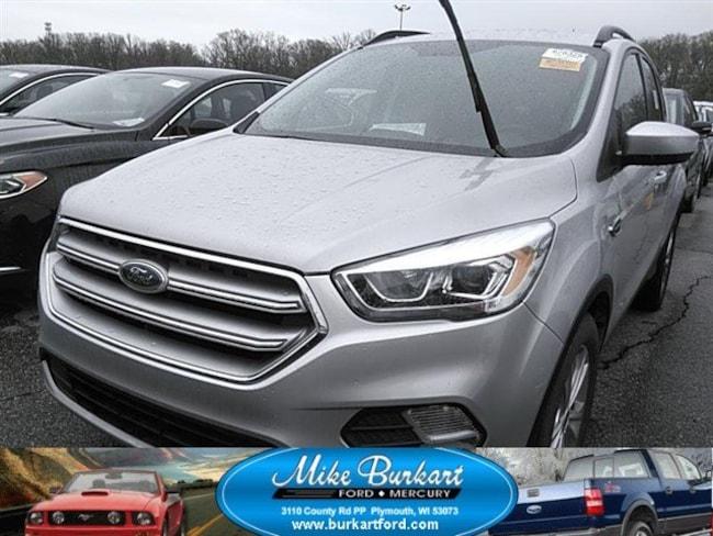 2017 Ford Escape SE SE 4WD