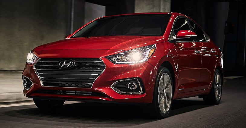 New 2019 Accent Mike Camlin Hyundai