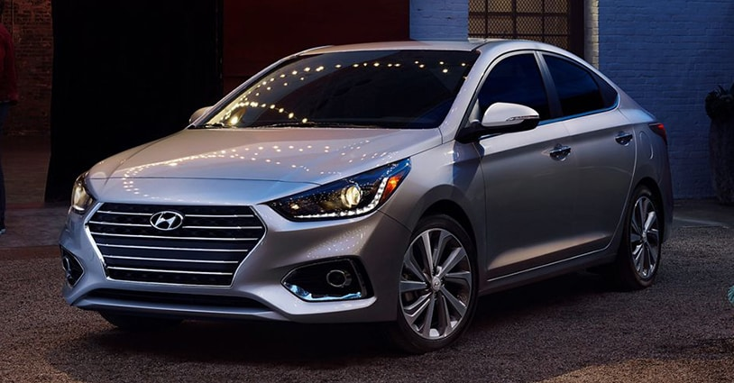 New 2020 Accent Mike Camlin Hyundai