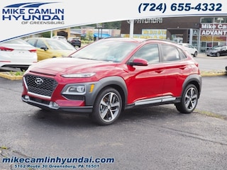 2021 Hyundai Kona Ultimate SUV