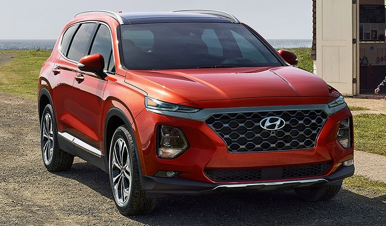 New 2019 Hyundai Santa Fe Greensburg PA