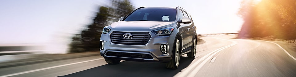 New 2018 Santa Fe Mike Camlin Hyundai