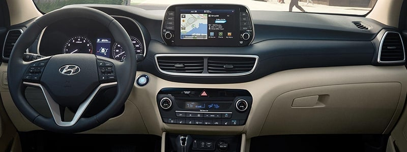 New 2019 Hyundai Tucson Greensburg Pennsylvania