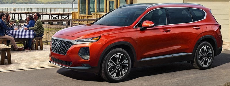 New 2019 Santa Fe Greensburg Pennsylvania