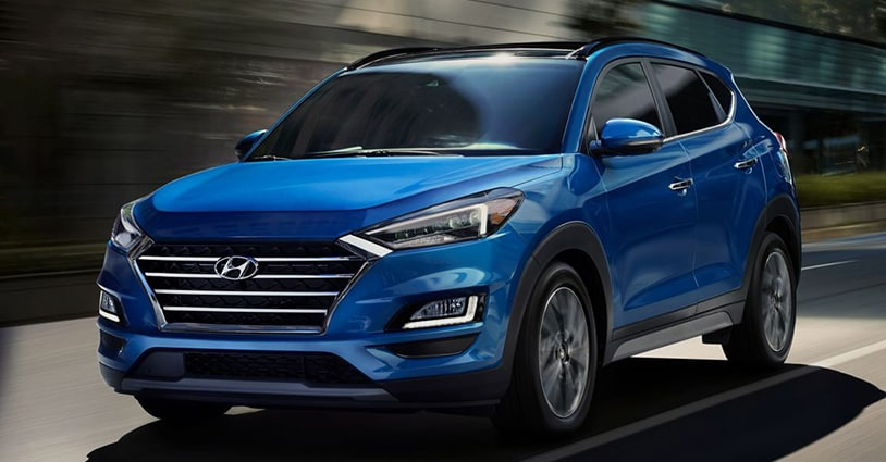 New 2020 Tucson Mike Camlin Hyundai