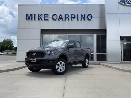 Featured new 2021 Ford Ranger Truck for sale in Columbus, KS