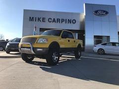 Used 2004 Ford F-150 FX4 Truck 1FTPW14584KD41696 For sale near Joplin MO