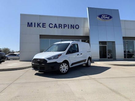Featured new 2021 Ford Transit Connect Van XL Van for sale in Columbus, KS