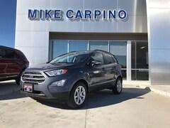 New 2018 Ford EcoSport SE SUV MAJ3P1TE2JC235835 For sale near Joplin MO