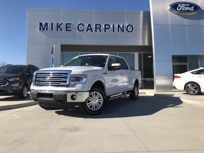 Used 2014 Ford F-150 Lariat Truck Columbus Kansas