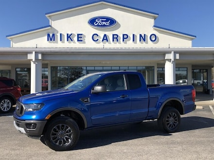 Featured Used 2019 Ford Ranger XLT Truck for sale in Columbus, KS