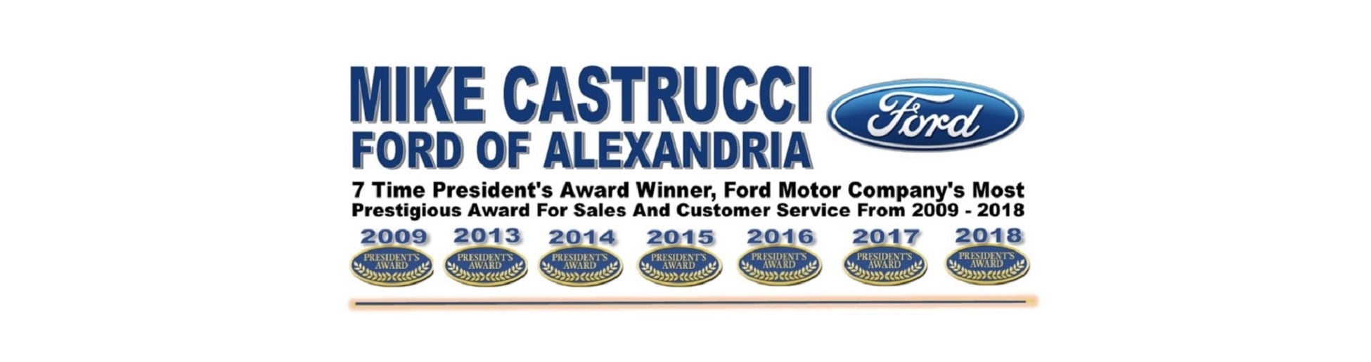 Mike Castrucci Ford >> Mike Castrucci Ford Alexandria Ford Dealership In