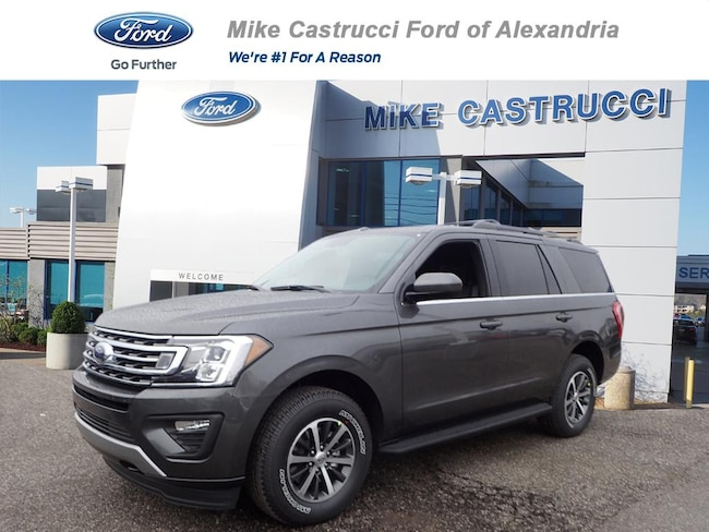 Mike Castrucci Ford >> New 2019 Ford Expedition For Sale At Mike Castrucci Ford
