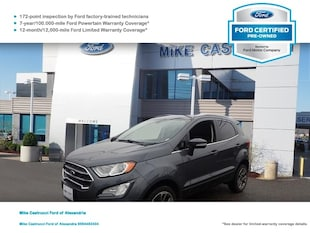 Mike Castrucci Ford >> Used Vehicle Inventory Mike Castrucci Ford Alexandria In