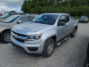 2016 Chevrolet Colorado Base Truck Extended Cab