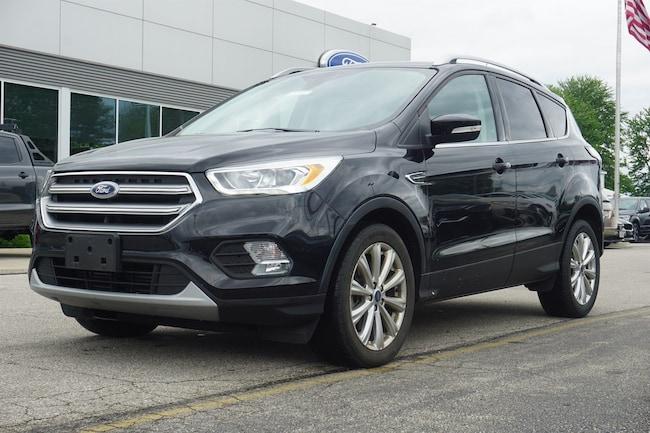 2017 Ford Escape Titanium SUV