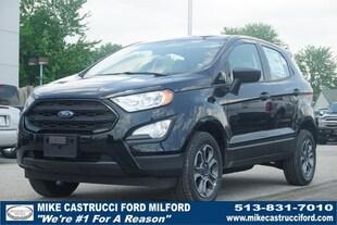 2019 Ford EcoSport S SUV