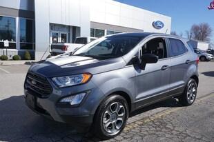2018 Ford EcoSport S SUV