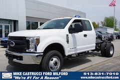 2019 Ford F-350 Chassis Truck Super Cab