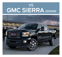 Click to compare the 2018 Ford Super Duty F-250 to the 2017 GMC Sierra 2500HD