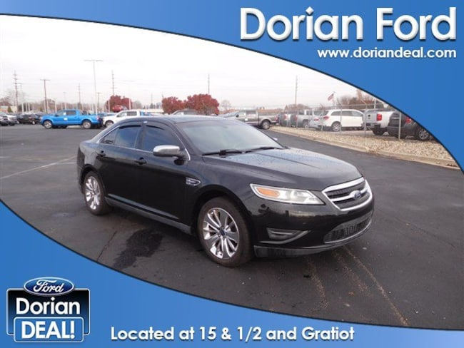 2011 Ford Taurus Limited 4dr Car For Sale in Clinton Township, MI