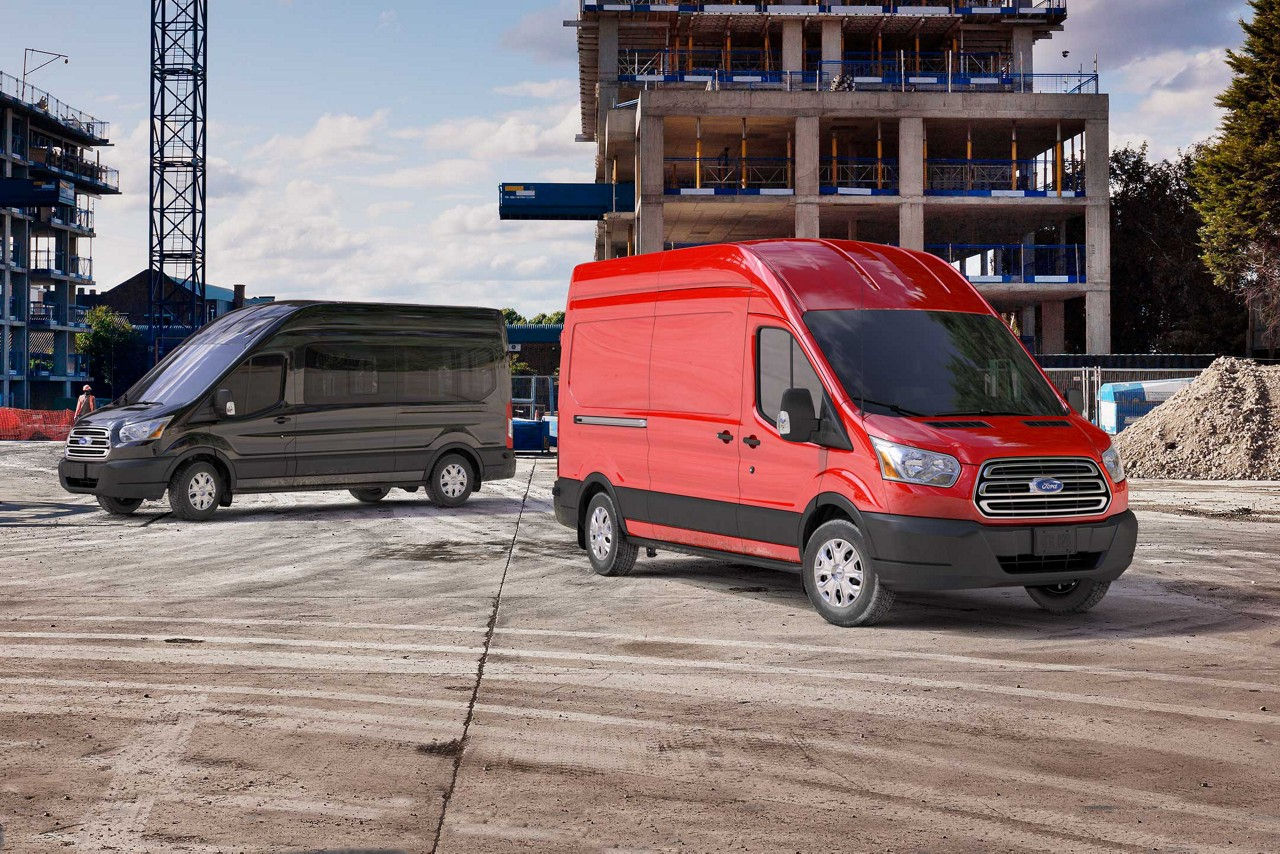 2017 Ford Transit Commercial Van