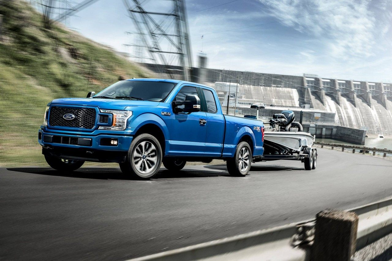 2018 Ford F-150 SuperCab STX Appearance Package