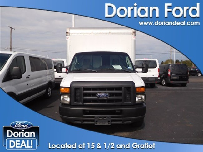 2017 Ford E-Series Cutaway Specialty Vehicle For Sale in Clinton Township, MI