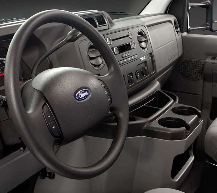 Ford E-Series Cutaway Interior